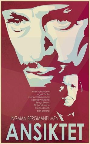 Ansiktet - Swedish Movie Poster (thumbnail)