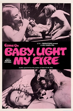 C'mon Baby Light My Fire - Movie Poster (thumbnail)