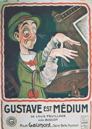 Gustave est médium - French Movie Poster (thumbnail)