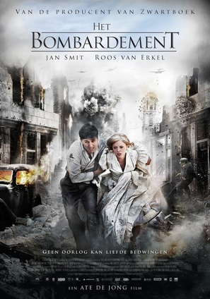 Het Bombardement - Dutch Movie Poster (thumbnail)