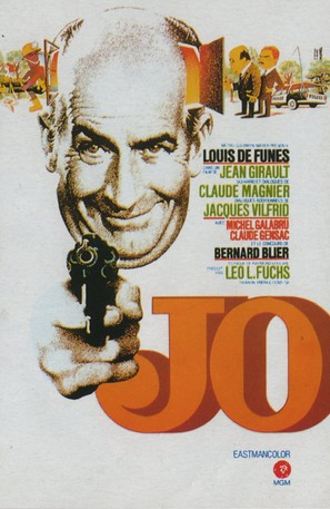Jo - French Movie Poster (thumbnail)