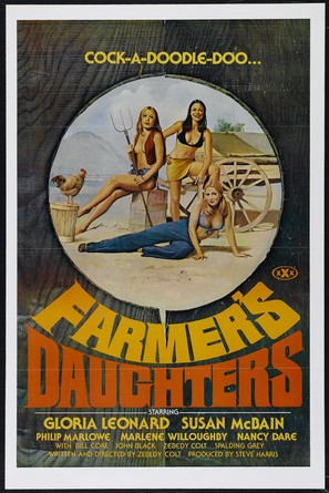 The Farmer's Daughters - Movie Poster (thumbnail)