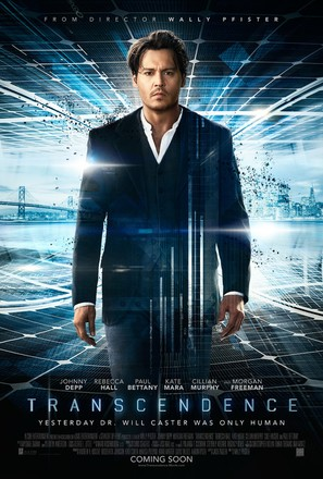 Transcendence - Movie Poster (thumbnail)