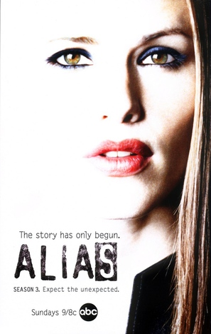 """Alias"" - Movie Poster (thumbnail)"