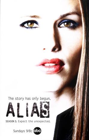 """""""Alias"""" - Movie Poster (thumbnail)"""