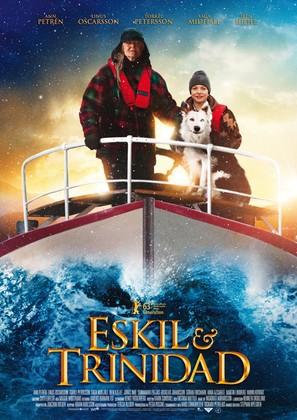 Eskil & Trinidad - Swedish Movie Poster (thumbnail)