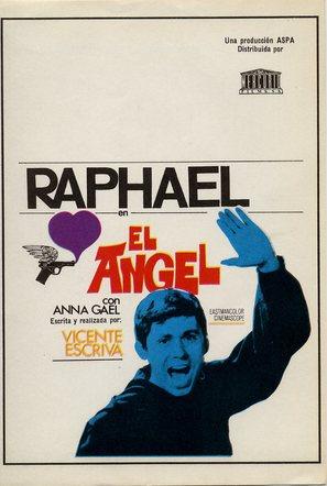 El ángel - Spanish Movie Poster (thumbnail)