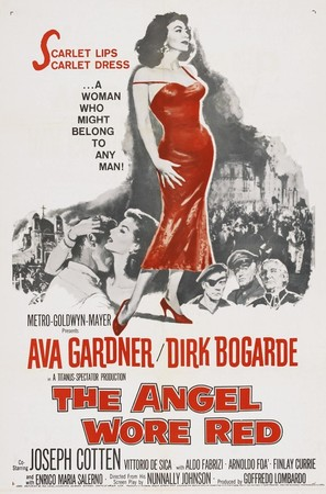 The Angel Wore Red - Movie Poster (thumbnail)
