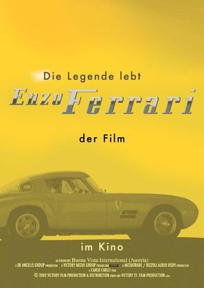 Ferrari - German poster (thumbnail)