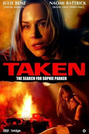 Taken: The Search for Sophie Parker - Movie Cover (thumbnail)
