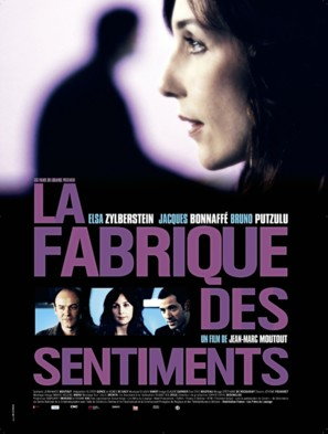 La fabrique des sentiments - French Movie Poster (thumbnail)