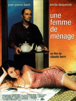 Une femme de ménage - French Movie Poster (thumbnail)