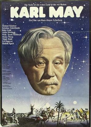 Karl May - German Movie Poster (thumbnail)