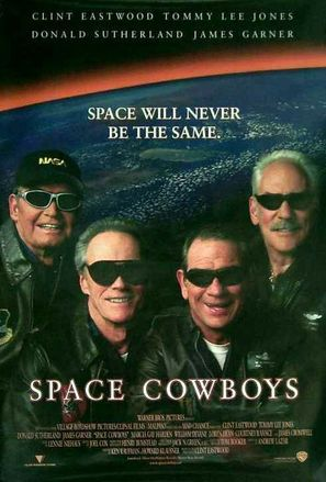 Space Cowboys - Movie Poster (thumbnail)