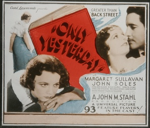 Only Yesterday - Movie Poster (thumbnail)