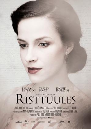 Risttuules - Estonian Movie Poster (thumbnail)