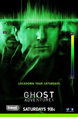 """""""Ghost Adventures"""" - Movie Poster (thumbnail)"""