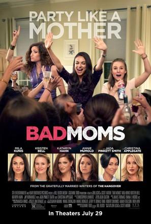 Bad Moms - Movie Poster (thumbnail)