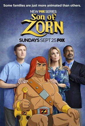 """Son of Zorn"""