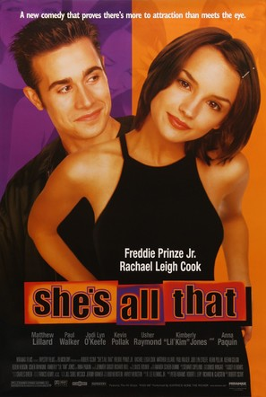 She's All That - Movie Poster (thumbnail)