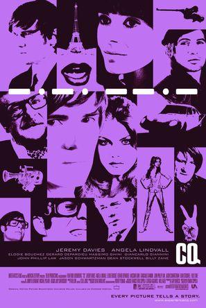 CQ - Movie Poster (thumbnail)