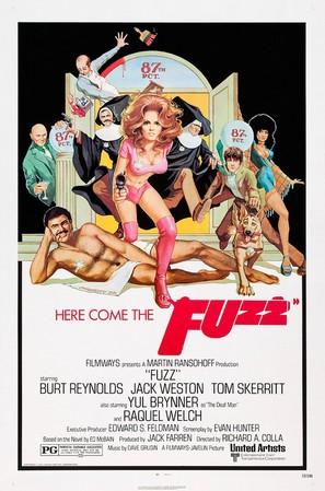 Fuzz - Movie Poster (thumbnail)