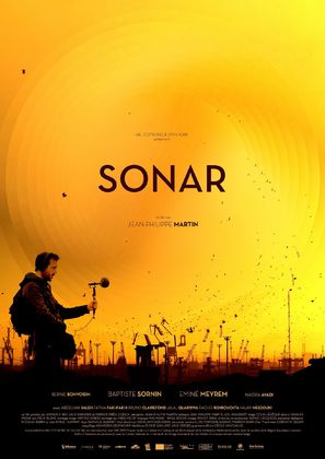 Sonar - French Movie Poster (thumbnail)