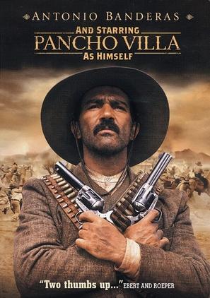 And Starring Pancho Villa as Himself - DVD cover (thumbnail)