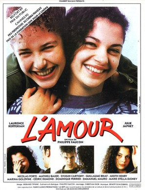L'amour - French Movie Poster (thumbnail)