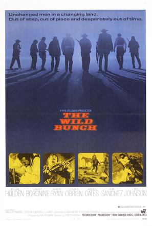The Wild Bunch - Movie Poster (thumbnail)