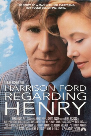 Regarding Henry - Movie Poster (thumbnail)