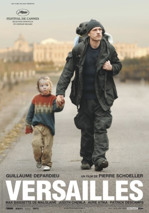 Versailles - French Movie Poster (thumbnail)
