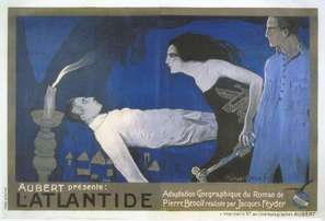 Atlantide, L' - French Movie Poster (thumbnail)