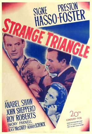 Strange Triangle - Movie Poster (thumbnail)