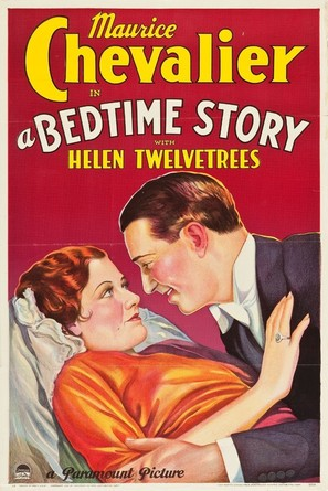 A Bedtime Story - Movie Poster (thumbnail)