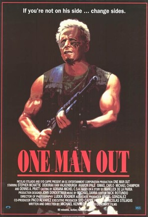 One Man Out - Movie Poster (thumbnail)
