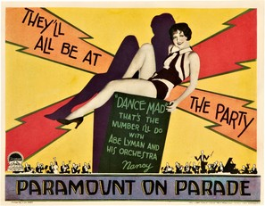 Paramount on Parade - Movie Poster (thumbnail)