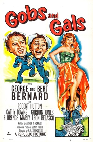 Gobs and Gals - Movie Poster (thumbnail)