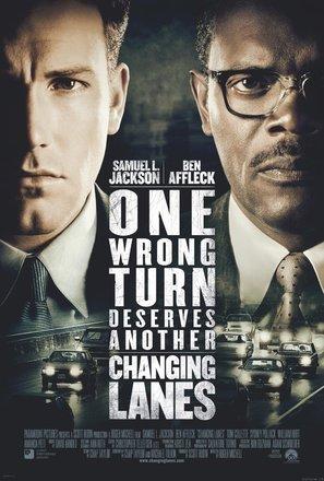 Changing Lanes - Movie Poster (thumbnail)