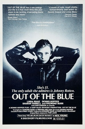 Out of the Blue - Movie Poster (thumbnail)