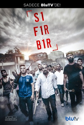 """Sifir Bir"" - Turkish Movie Poster (thumbnail)"
