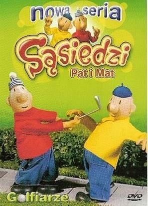 """""""Pat & Mat"""" - Czech Movie Cover (thumbnail)"""
