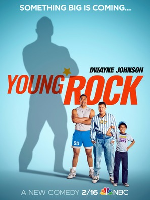 """""""Young Rock"""" - Movie Poster (thumbnail)"""