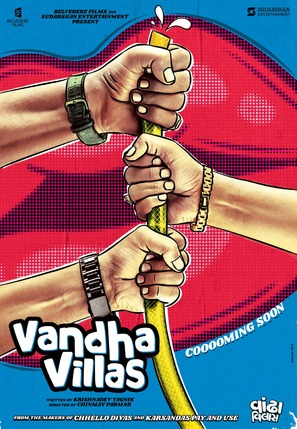 Vandha Villas - Indian Movie Poster (thumbnail)