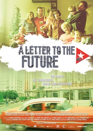 Carta para o Futuro - German Movie Poster (thumbnail)