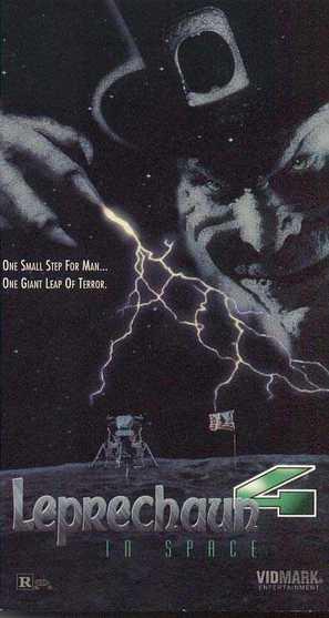 Leprechaun 4: In Space - Movie Poster (thumbnail)