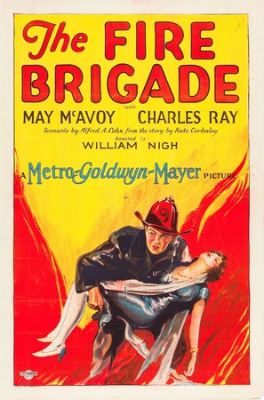 The Fire Brigade - Movie Poster (thumbnail)