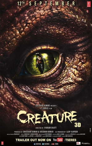 Creature - Indian Movie Poster (thumbnail)