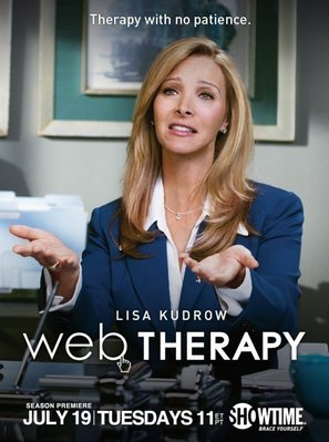 """""""Web Therapy"""" - Movie Poster (thumbnail)"""