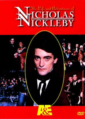 """The Life and Adventures of Nicholas Nickleby"" - DVD cover (thumbnail)"